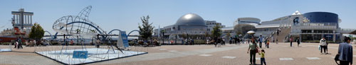 nagoya port aquarium